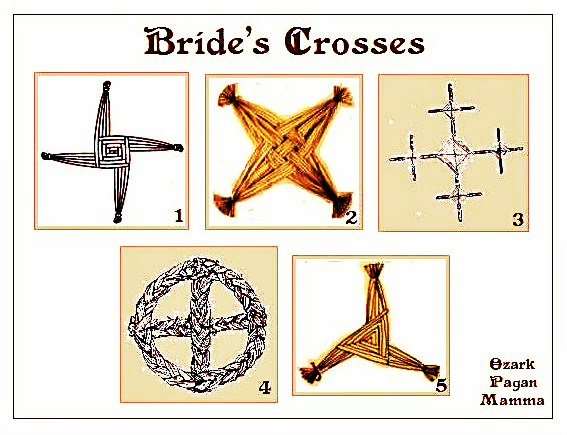 Bríde's Crosses