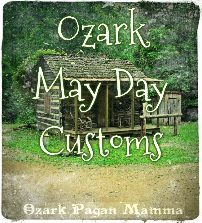 Ozark May Day Customs