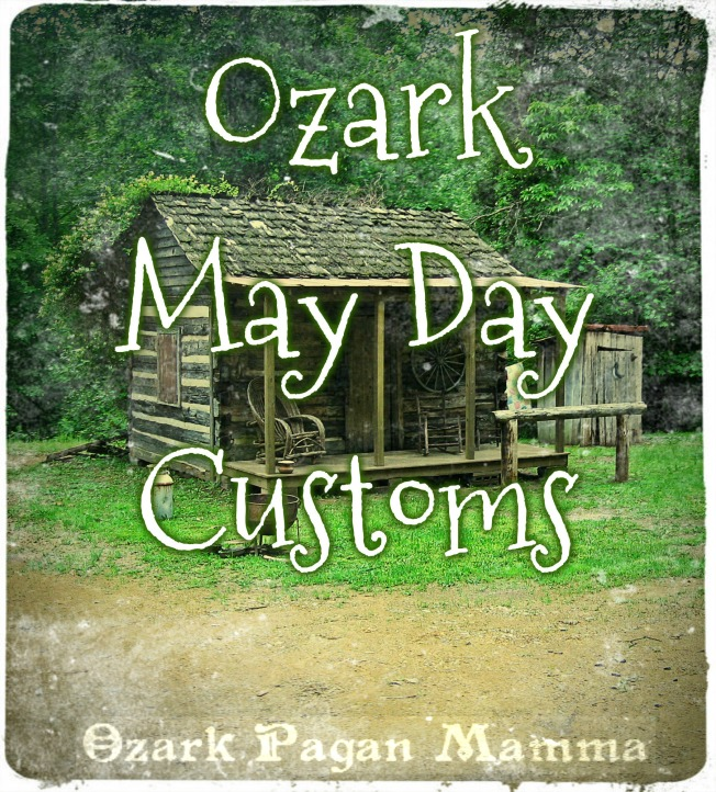 Ozark May Day Customs