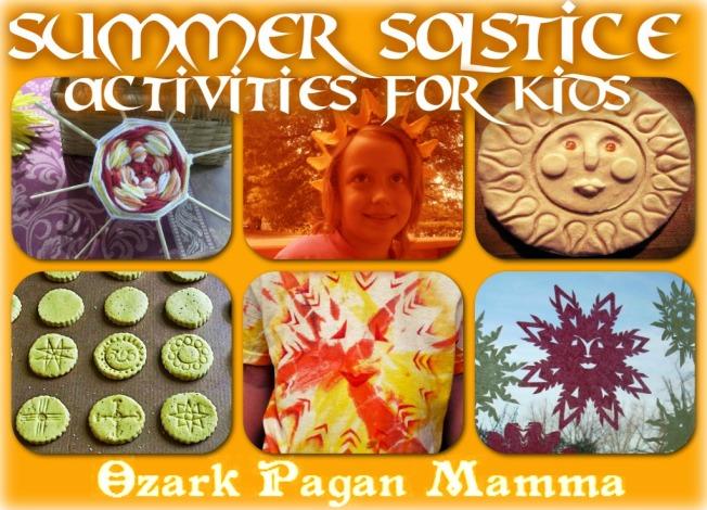 summer solstice activities for kids