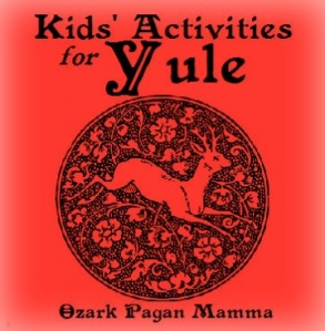 Kids Activities for Yule