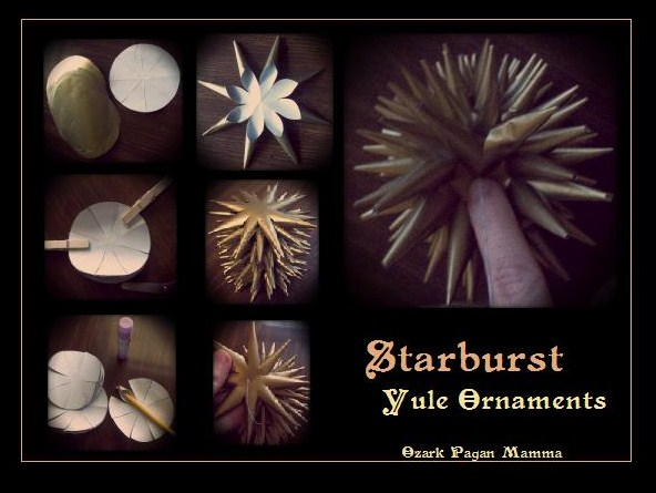 Starbursts - Ozark Pagan Mamma