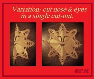 sun face variation