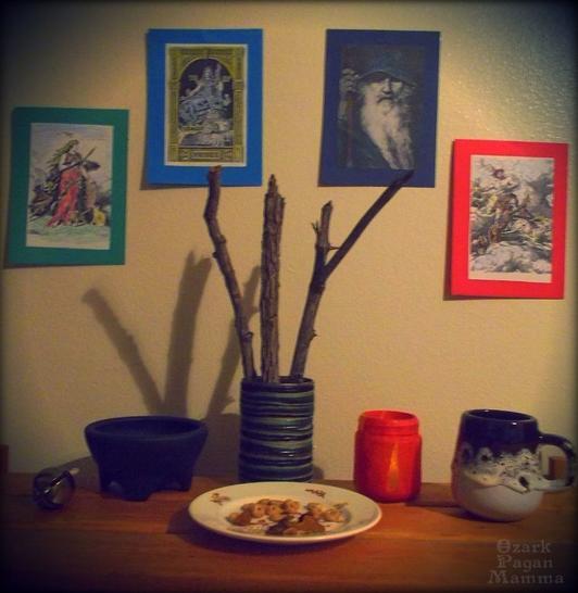 child's altar
