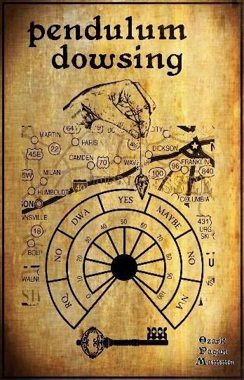 pendulum dowsing and divination | Ozark Pagan Mamma