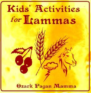 Kids Activities for Lammas