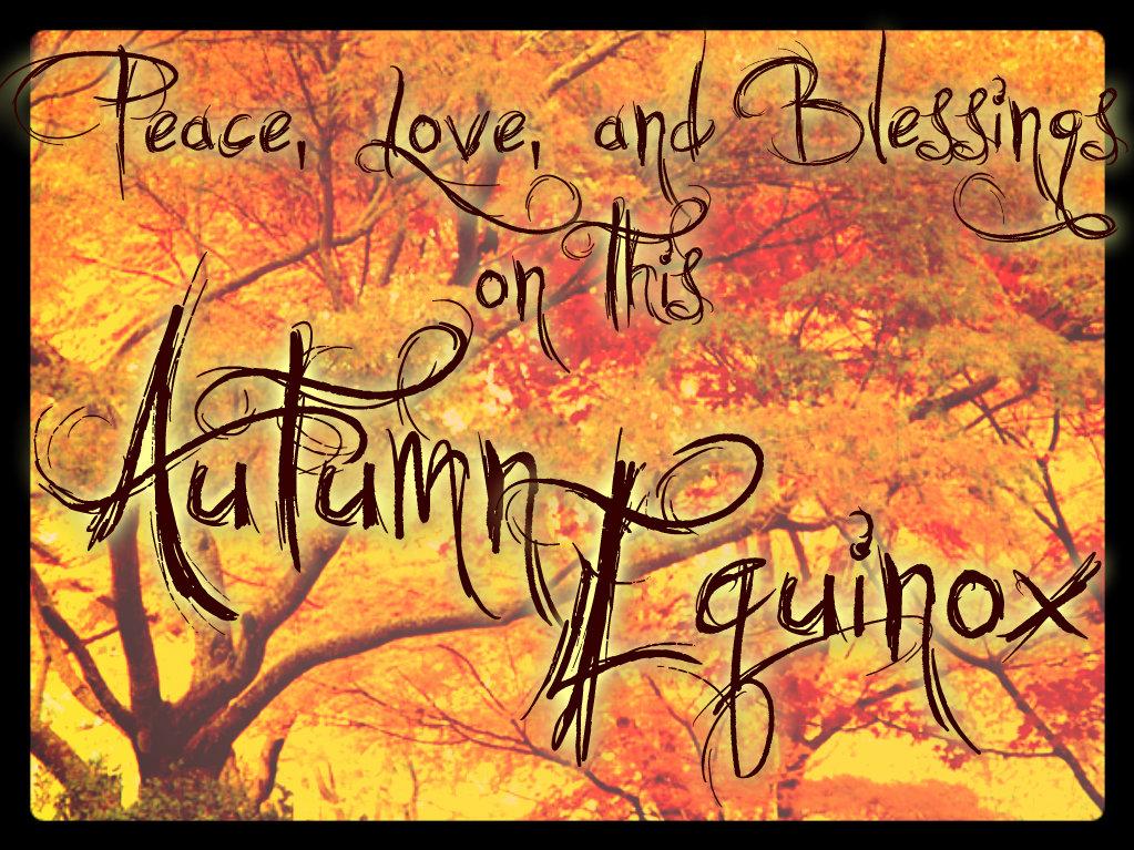 Autumnal Equinox Pagan Autumn Equinox – Holiday