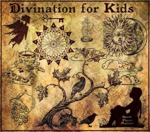 Divination for Kids - Ozark Pagan Mamma