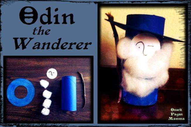 Odin the Wanderer craft