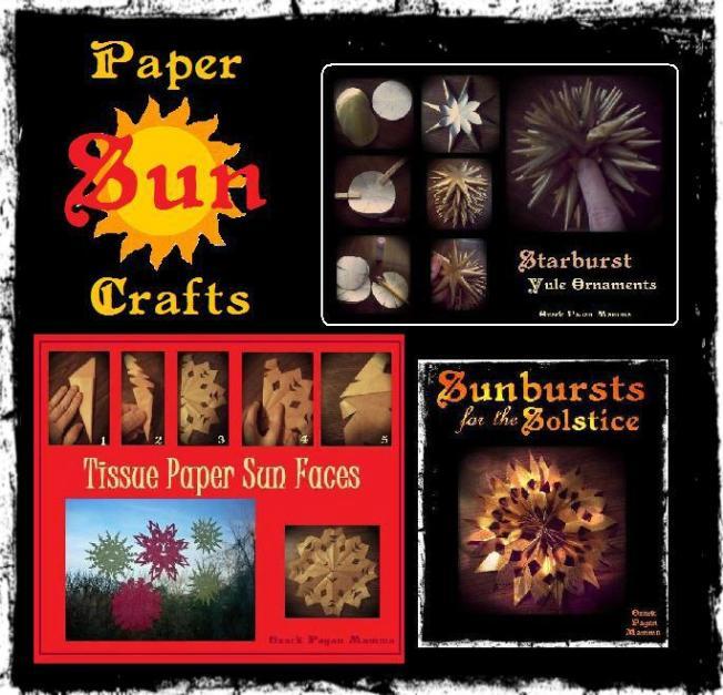 Paper Sun Crafts