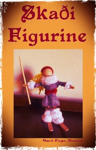 Skaði Figurine