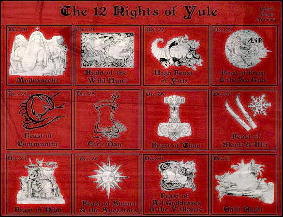 the-twelve-nights-of-yule