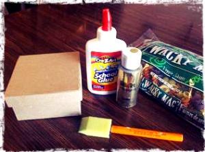 treasure box supplies