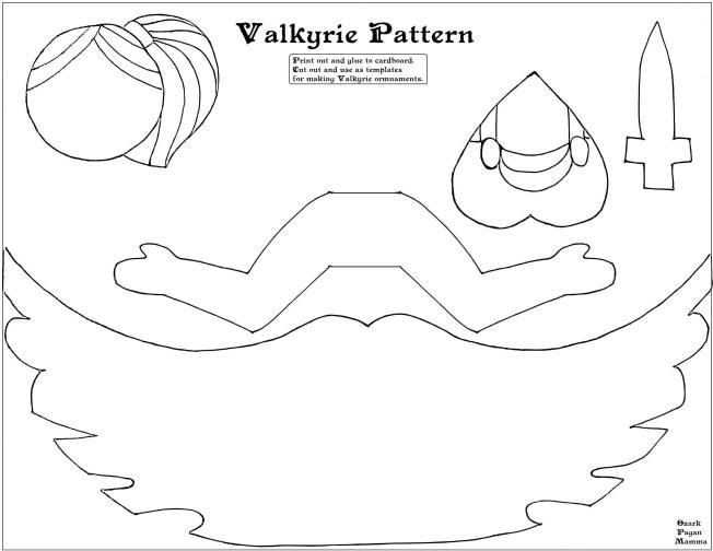 valkyrie pattern
