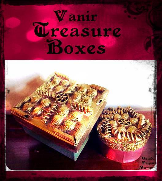 Vanir Treasure Boxes