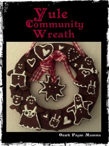 Yule Community Wreath