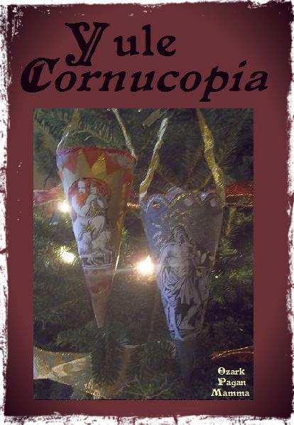 Yule Cornucopia