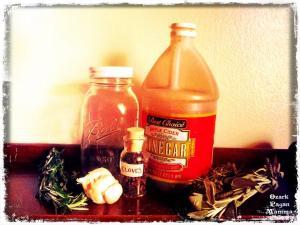 four thieves vinegar ingredients