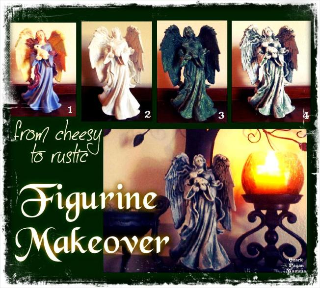 figurine makeover