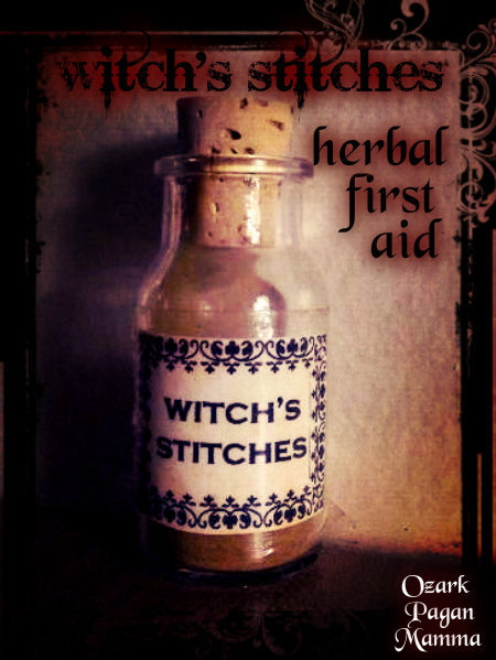 witch's stiches