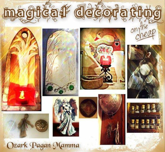 magical decorating
