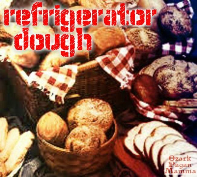refrigerator dough