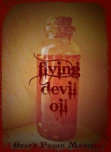 flying devil oil