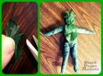 greenman doll comes tolife