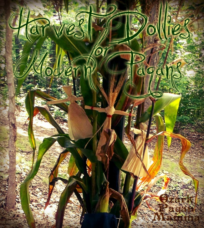 Harvest Dollies | Ozark Pagan Mamma